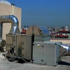 FILTER CLEAN Elektrostatik Baca ve Filtre Temizleyici